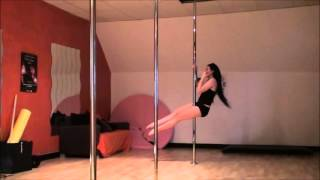 Tuto - Pole Dance - LayOut /La Planche