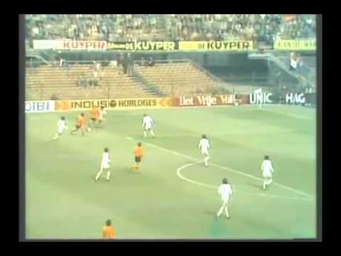 The Netherlands - Belgium 5 / 0 (Euro 76 Qualifier: April / 25 / 1976)