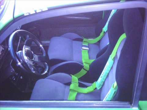 RENAULT 12 TUNING COLOMBIA.wmv