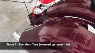 10. 2017 Indian Roadmaster - Exhaust Evolution - Sound Comparisons