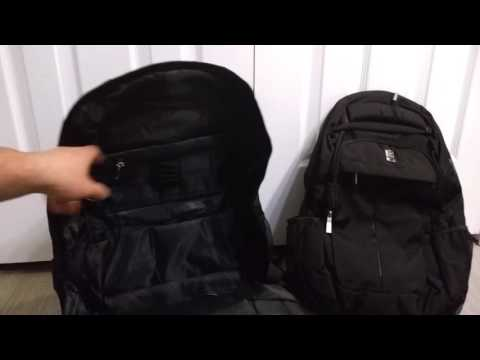 Laptop Backpack, Sosoon Business anti-theft water resistant laptop backpack review