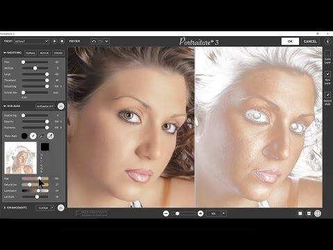 Imagenomic Portraiture 3 Overview Tutorial