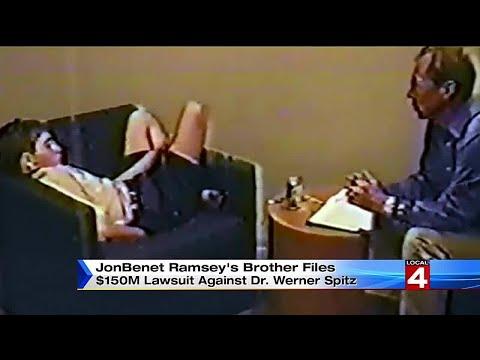 JonBenet Ramsey's brother files $150M lawsuit against Dr.Werner Spitz