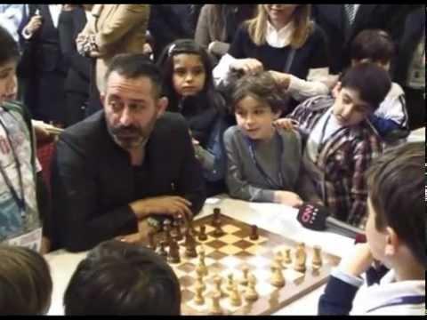 Türkiye Küçükler Satranç Şampiyonası Konuk : Cem Yılmaz