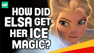 Video Frozen Theory: Why Elsa Has Ice Powers! MP3, 3GP, MP4, WEBM, AVI, FLV Desember 2018