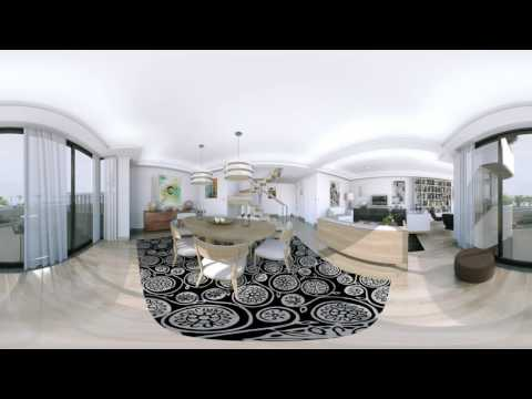 360º VR Edificio Mouro 4K (видео)
