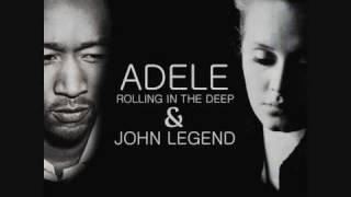 John Legend & Adele - Rolling In The Deep