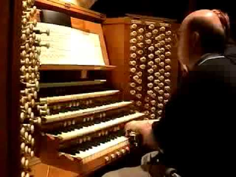 organ music - Kurt Ison, Sydney Town Hall. Edited and produced by Christopher Hayles, 2002.