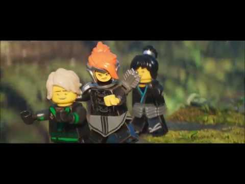 The LEGO Ninjago Movie - Ending Scene Feat. Jackie Chan[HD]