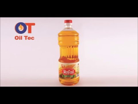 Oil Tec Bottle
