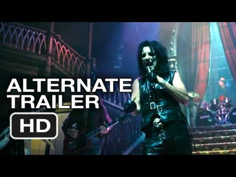 Dark Shadows - Alternate  Trailer #1 - Johnny Depp, Tim Burton Movie (2012) HD