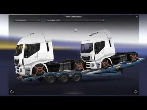 Truck Transporter Cargo Pack  1.20