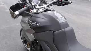 10. 2011 Triumph Tiger 1050 ABS