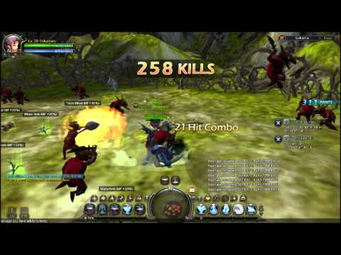 Dragon Nest - Fast Level Up Guide 24-32