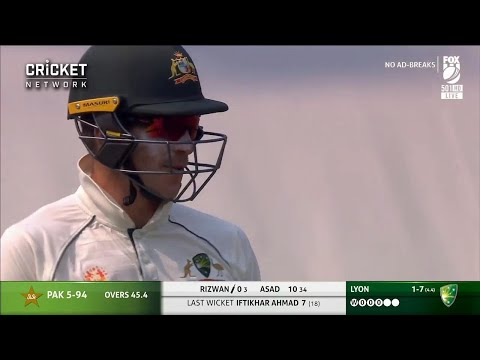'He smells very nice': Paine's cheeky banter returns