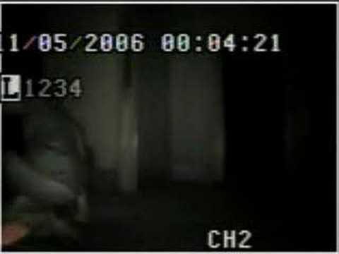 Louisiana Spirits Paranormal Blooper Video 1