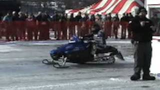 5. 550HP Turbo Snowmobile Sets World Record 163 MPH in 1000ft