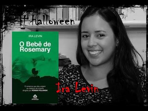 {Halloween} O bebê de Rosemary - Ira Levin