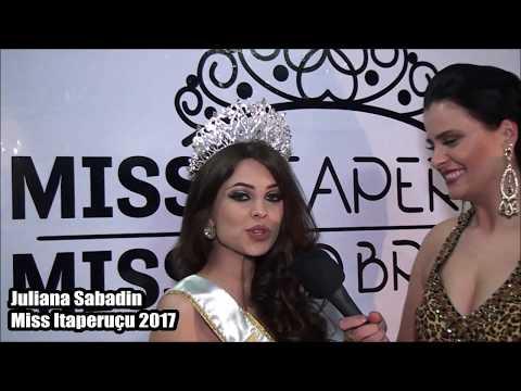 Programa Papo em Eventos Miss Rio Branco do Sul e Miss Itaperuçu 2008