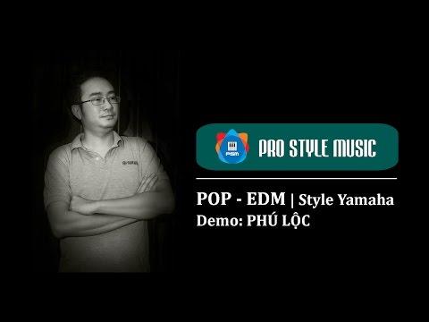 POP-EDM | PSM | Yamaha Style