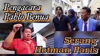 Video Pengacara PABLO BENUA, Andar Situmorang, Serang HOTMAN PARIS Setelah Laporannya DITOLAK! MP3, 3GP, MP4, WEBM, AVI, FLV Juli 2019