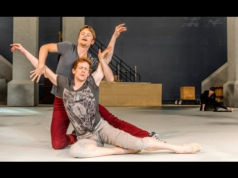 Christopher Wheeldon, Joby Talbot and Edward Watson on The Winters Tale (The Royal Ballet)