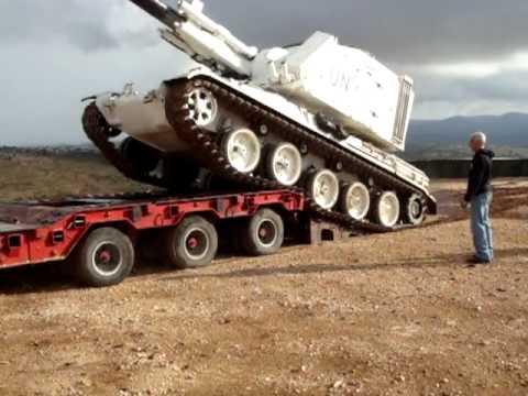 戰車竟然也會翻車!