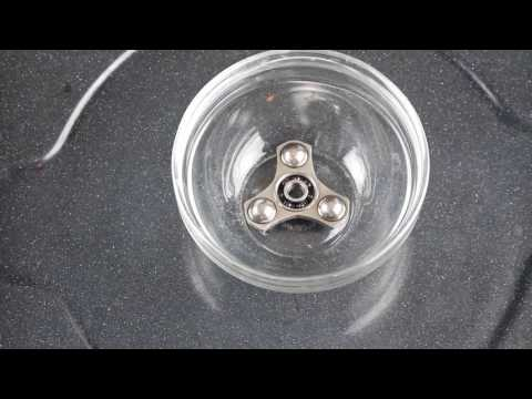 , title : 'How to Clean Your Fidget Spinner - Increase Spin Times.'