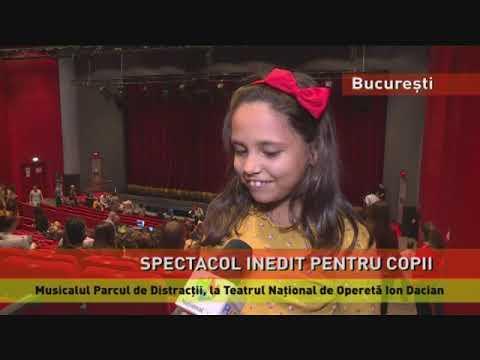 Surprize artistice la Teatrul Național de Operetă și Musical Ion Dacian