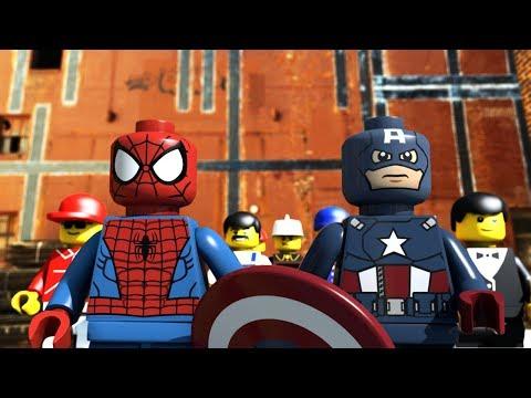 LEGO Invasion