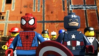 LEGO Invasion!