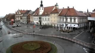 Maribor (Glavni trg) - 28.10.2012