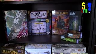 Spezial: Escape / Exit - Spiele im großen Vergleich