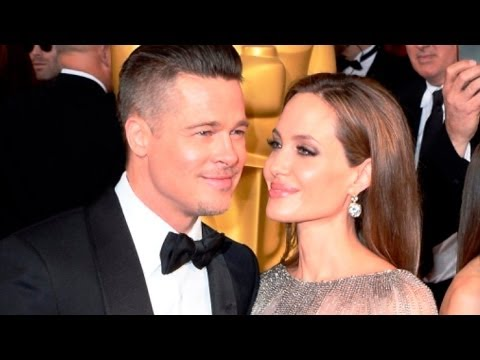 Angelina Jolie i Brad Pitt biorą ślub - Pytanie na Śniadanie
