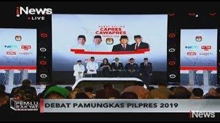 Video [Full] Debat Final Capres dan Cawapres Pemilu 2019 Part 01 - Pemilu Rakyat 13/04 MP3, 3GP, MP4, WEBM, AVI, FLV April 2019