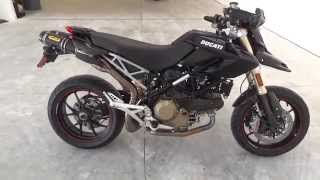 7. 2009 Ducati Hypermotard 1100 S
