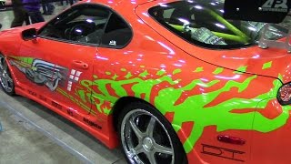 Nonton 1993 Toyota Supra From Fast And Furious At Autorama 2015 Film Subtitle Indonesia Streaming Movie Download