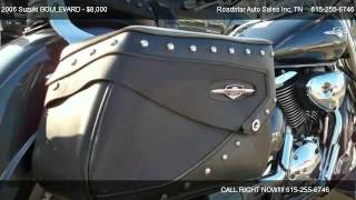 2. 2006 Suzuki BOULEVARD C50T - for sale in Nashville, TN 37210