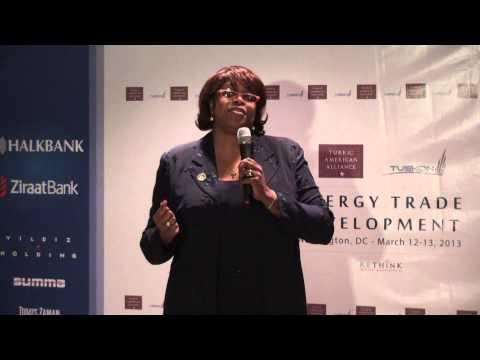 Ambassador Susan Cook TAA gala