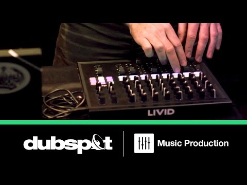 Dubspot Dub Mixing Session Tutorial: Ableton Live + Ds1 MIDI Mixing w/ Emch