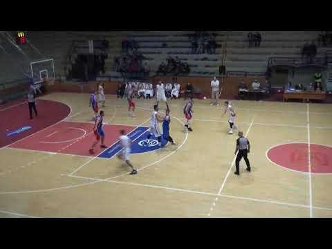 "3 kolo Play off KK ""Napredak junior″ – KK ""Cacak 94"" 76:63"