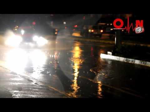 Yağmur Suları Araçlar İçin tehlike Saçıyor