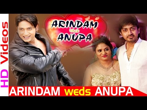 Video Ollywood Actor Arindam Roy Marriage || ARINDAM weds ANUPA || HD Videos download in MP3, 3GP, MP4, WEBM, AVI, FLV January 2017