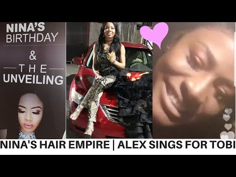"ALEX TO TOBI ""I LOVE YOU"" 