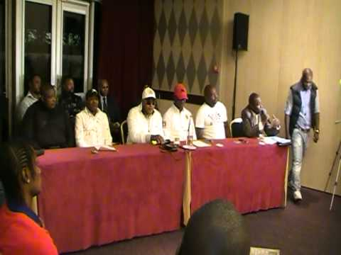 Csar NGADI : JB MPIANA en confrence (questions-rponses)
