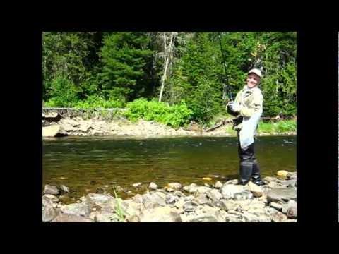 видео рыбалки на ленка в забайкалье
