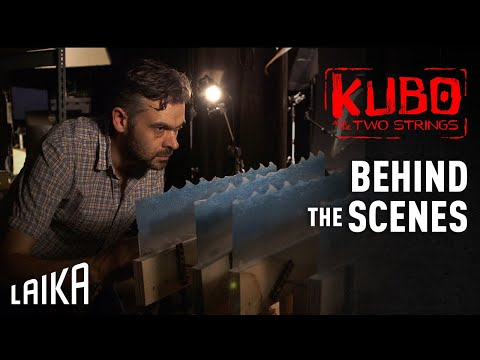LAIKA | Kubo and the Two Strings | Creating the VFX Masterpiece