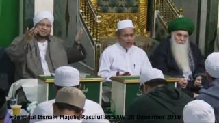 Qoshidah Qod Kafani - bersama Syeikh Hisyam Kabbani dan Habib Munzir al Musawa