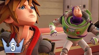 WELCOME TO TOY STORY WORLD | Kingdom Hearts 3 - Part 5