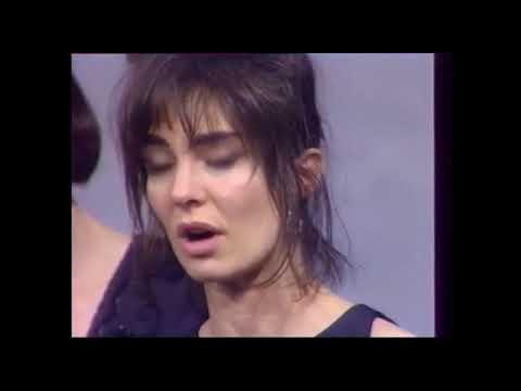 Anne Parillaud, César 1991 de la Meilleure Actrice dans NIKITA